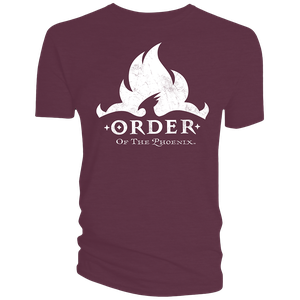 [Harry Potter: T-Shirt: Order Of The Phoenix Icon (Product Image)]