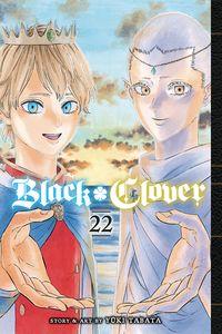 [Black Clover: Volume 22 (Product Image)]
