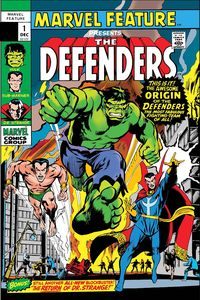 [Defenders: Marvel Feature #1 (Facsimile Edition) (Product Image)]