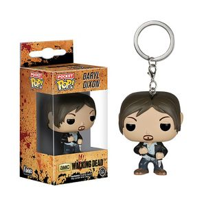 [Walking Dead: Pop! Vinyl Keychain: Daryl Dixon (Product Image)]