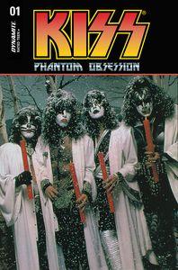 [Kiss: Phantom Obsession #1 (Cover E Photo) (Product Image)]