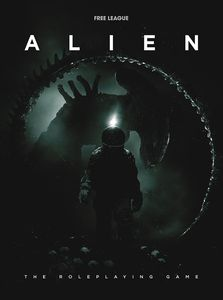[Alien RPG: Core Rulebook (Hardcover) (Product Image)]