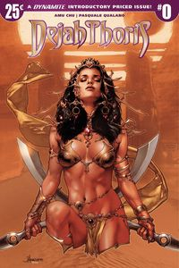 [Dejah Thoris #0 (Cover A Anacleto) (Product Image)]