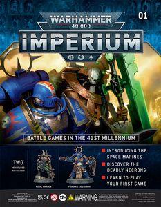 [Warhammer 40K: Imperium #1 (Product Image)]