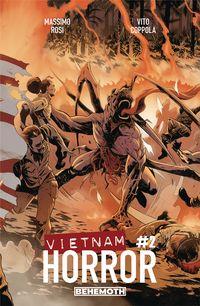 [The cover for Vietnam Horror #2]