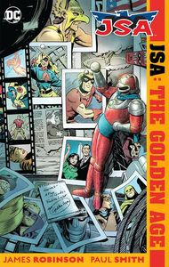 [JSA: The Golden Age (New Edition) (Product Image)]