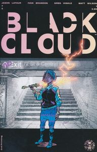 [Black Cloud #1 (2nd Printing) (Product Image)]
