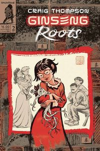 [The cover for Ginseng Roots #2]