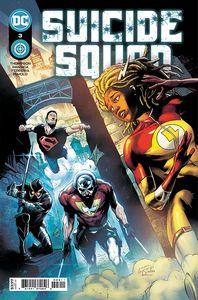 [Suicide Squad #3 (Cover A Eduardo Pansica) (Product Image)]