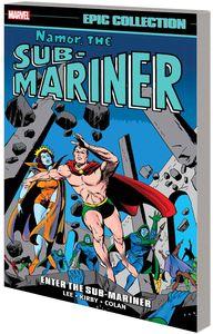 [Namor, The Sub-Mariner: Epic Collection: Enter Sub-Mariner (Product Image)]