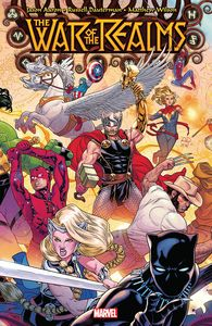 [War Of The Realms (Product Image)]