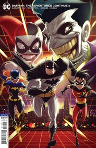 [Batman: The Adventures Continue #6 (Kaare Andrews Variant) (Product Image)]