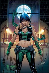 [Grimm Fairy Tales: Robyn Hood I Love NY #7 (Cover A Johnson) (Product Image)]
