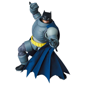 [The Dark Knight Returns: MAFEX Action Figure: Armoured Batman (Product Image)]