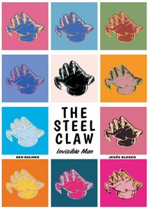 [Steel Claw: The Invisible Man (Product Image)]