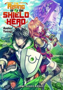 [Rising Of The Shield Hero: Light Novel 1 (Product Image)]