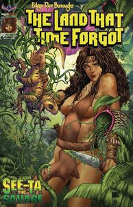[Land That Time Forgot: See-Ta Savage #2 (Cover A) (Product Image)]