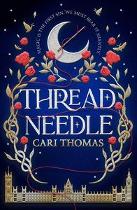 [Threadneedle (Signed Hardcover) (Product Image)]