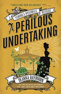 [A Veronica Speedwell Mystery: Book 2: Perilous Undertaking (Product Image)]