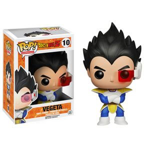 [Dragon Ball Z: Pop! Vinyl Figure: Vegeta (Product Image)]