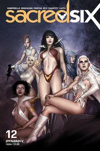 [Sacred Six #12 (Cover B Ohta) (Product Image)]
