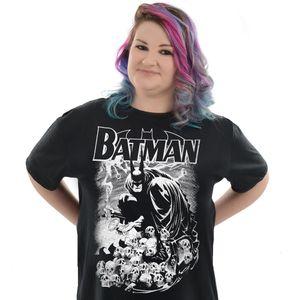 [Batman: T-Shirt: Batman #516 Cover By Kelley Jones (Product Image)]