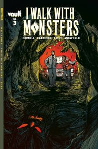 [I Walk With Monsters #3 (Cover A Cantirino) (Product Image)]