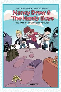 [Nancy Drew & The Hardy Boys: The Mystery Of The Missing Adults (Product Image)]