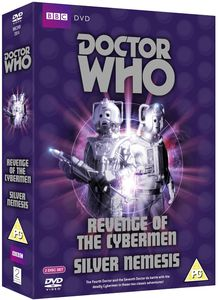 [Doctor Who: Revenge Of The Cybermen/Silver Nemesis (Product Image)]
