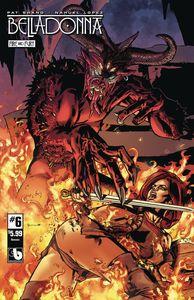 [Belladonna: Fire Fury #6 (Demonic) (Product Image)]