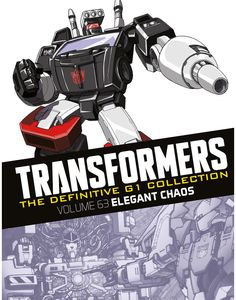 [Transformers: Definitive G1 Collection: Volume 65: Elegant Chaos (Product Image)]