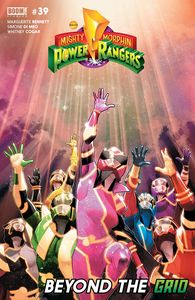 [Mighty Morphin Power Rangers #39 (Main) (Product Image)]