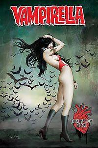 [Vampirella: Valentines Day Special #1 (Cover A Gunduz) (Product Image)]