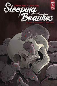 [Sleeping Beauties #5 (Cover B Woodall) (Product Image)]