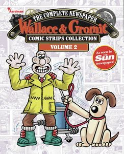 [Wallace & Gromit: Newspaper Strips: Volume 2 (Hardcover) (Product Image)]