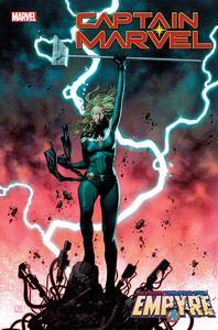 [Captain Marvel #18 (Emp) (Product Image)]