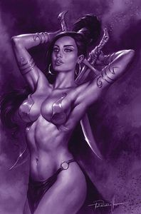 [Dejah Thoris (2019) #11 (Parrillo Tint Virgin Purple Variant) (Product Image)]