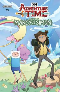 [Adventure Time: Marcy & Simon #5 (Preorder Simon) (Product Image)]