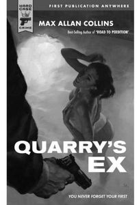 [Hard Case Crime: Quarry's Ex (Product Image)]