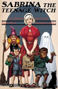 [Sabrina The Teenage Witch #5 (Cover B Erskine) (Product Image)]