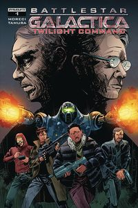 [Battlestar Galactica: Twilight Command #1 (Cover B Tamura) (Product Image)]