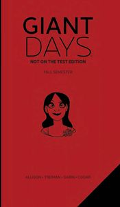 [Giant Days: Not On The Test Edition: Volume 1 (Hardcover) (Product Image)]