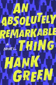 [An Absolutely Remarkable Thing (Product Image)]