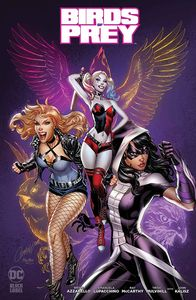 [Birds Of Prey #1 (Variant Edition) (Product Image)]