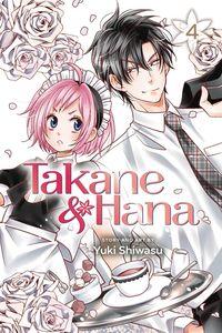 [Takane & Hana: Volume 4 (Product Image)]