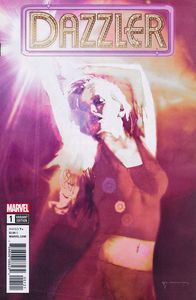 [Dazzler: X Song #1 (Sienkiewicz Variant) (Product Image)]
