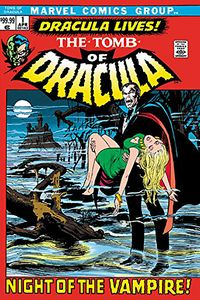 [Tomb Of Dracula: Omnibus: Volume 1 (New Printing - Hardcover) (Product Image)]