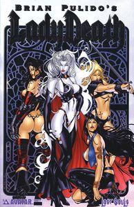 [Lady Death: Lost Souls #1 (Platinum Foil Variant) (Product Image)]