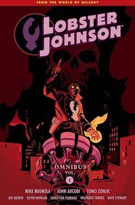 [Lobster Johnson: Omnibus: Volume 1 (Product Image)]