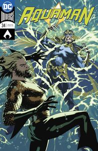 [Aquaman #34 (Variant Edition) (Product Image)]